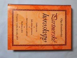 náhled knihy - Partnerské horoskopy