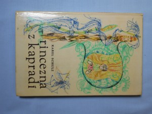 náhled knihy - Princezna z kapradí