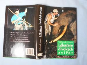 náhled knihy - Lékařem divokých zvířat