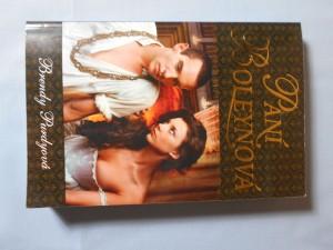 náhled knihy - Paní Boleynová : příběh velké lásky a ještě větší nenávisti