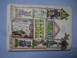 náhled knihy - Zlatý klíček aneb Buratinova dobrodružství
