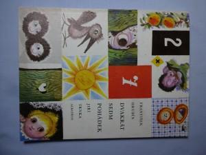 náhled knihy - Dvakrát sedm pohádek
