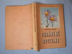 náhled knihy - Chráněné rostliny. 2. [díl]