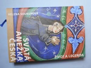 náhled knihy - Svatá Anežka Česká : život a legenda