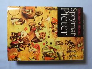 náhled knihy - Šprýmař Pieter : román o Bruegelovi, malíři sedláků