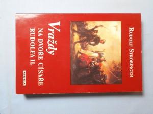 náhled knihy - Vraždy na dvoře císaře Rudolfa II.