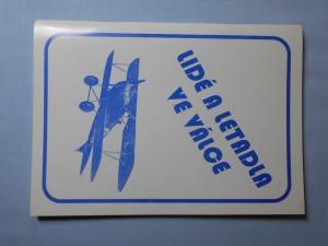 náhled knihy - Lidé a letadla ve válce