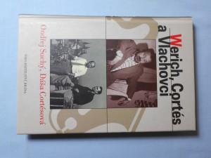 náhled knihy - Werich, Cortés a Vlachovci