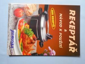 náhled knihy - Receptář a návod k použití : 300 receptů