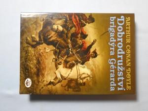 náhled knihy - Dobrodružství brigadýra Gérarda