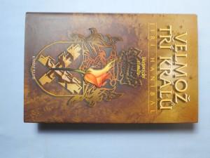 náhled knihy - Velmož tří králů : historický román
