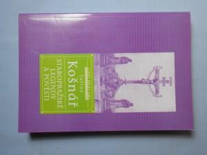 náhled knihy - Staropražské legendy a pověsti