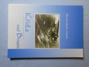 náhled knihy - Křídla nad Brnem