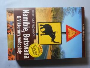 náhled knihy - Nambie, Botswana a Viktoriiny vodopády : Turistický průvodce