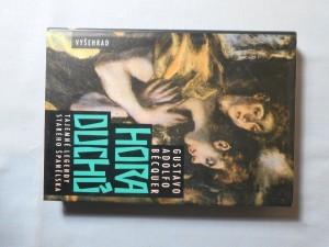 náhled knihy - Hora duchů : tajemné legendy starého Španělska