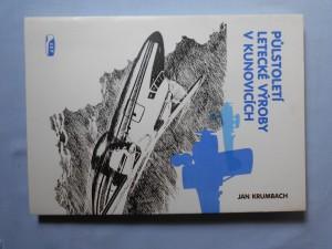 náhled knihy - Půlstoletí letecké výroby v Kunovicích