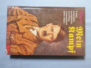 náhled knihy - Mein kampf : Z bible německého nacionálního socionalismu s komentářem Jiřího Hájka