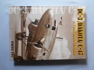 náhled knihy - DC-3 (Dakota) C-47 a Československo