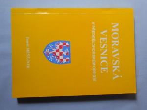 náhled knihy - Moravská vesnice v předbělohorském období