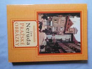 náhled knihy - Pražské obrázky