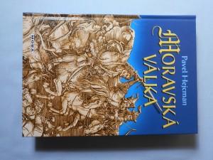 náhled knihy - Moravská válka