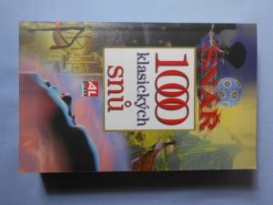 náhled knihy - 1000 klasických snů : snář
