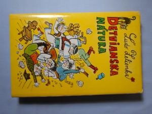 náhled knihy - Detvianska nátura : Humoristické rozprávky a príbehy Matúša Bicana