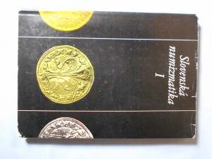 náhled knihy - Slovenská numizmatika I.