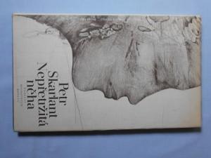 náhled knihy - Nepřetržitá něha : padesát milostných sonetů