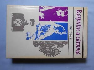 náhled knihy - Rasputin a cárovná