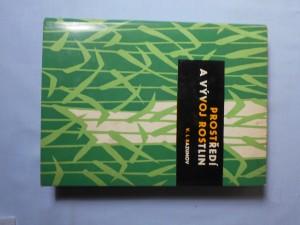 náhled knihy - Prostředí a vývoj rostlin