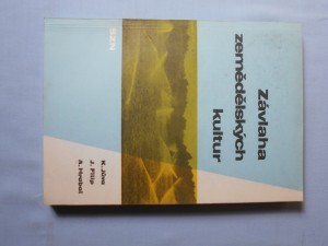 náhled knihy - Závlaha zemědělských kultur