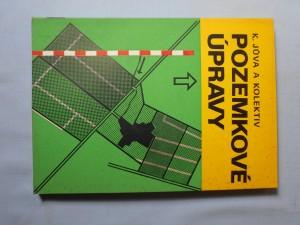 náhled knihy - Pozemkové úpravy
