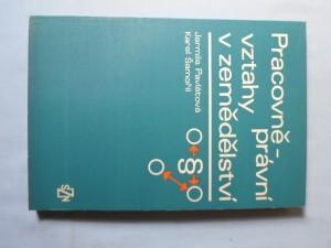náhled knihy - Pracovně-právní vztahy v zemědělství