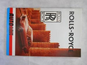 náhled knihy - Rolls-Royce : Auto Album Archiv (Sešitová encyklopedie světových automobilek od roku 1885)