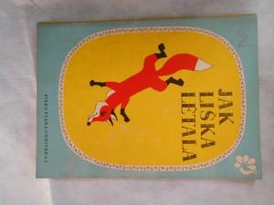náhled knihy - Jak liška létala