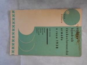 náhled knihy - Československá armáda v roce 1938 : Živá historie