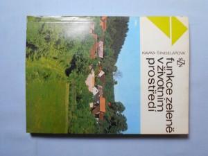 náhled knihy - Funkce zeleně v životním prostředí
