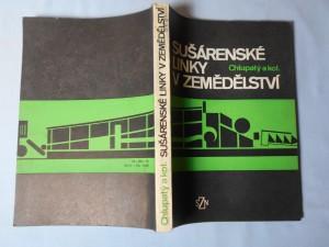 náhled knihy - Sušárenské linky v zemědělství