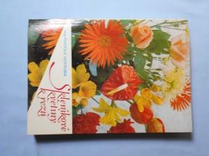 náhled knihy - Skleníkové květiny k řezu