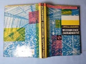náhled knihy - Mechanizace zahradnictví