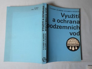 náhled knihy - Využití a ochrana podzemních vod