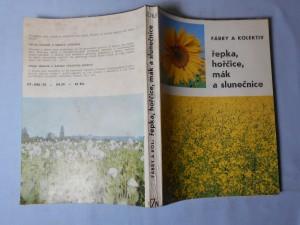 náhled knihy - Řepka, hořčice, mák a slunečnice