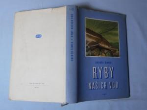 náhled knihy - Ryby našich vod