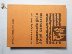 náhled knihy - Vlastnosti půdy a její zpracování
