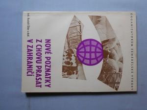 náhled knihy - Nové poznatky z chovu prasat v zahraničí : [Určeno] organizátorům zeměd. výroby