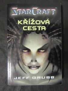 náhled knihy - StarCraft : Křížová cesta