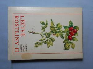 náhled knihy - Léčivé rostliny. II., Sbírané léčivé rostliny