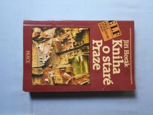 náhled knihy - Kniha o staré Praze