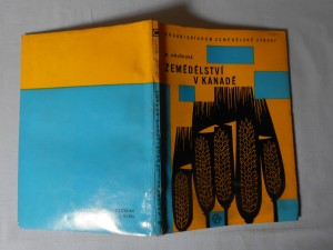 náhled knihy - Zemědělství v Kanadě